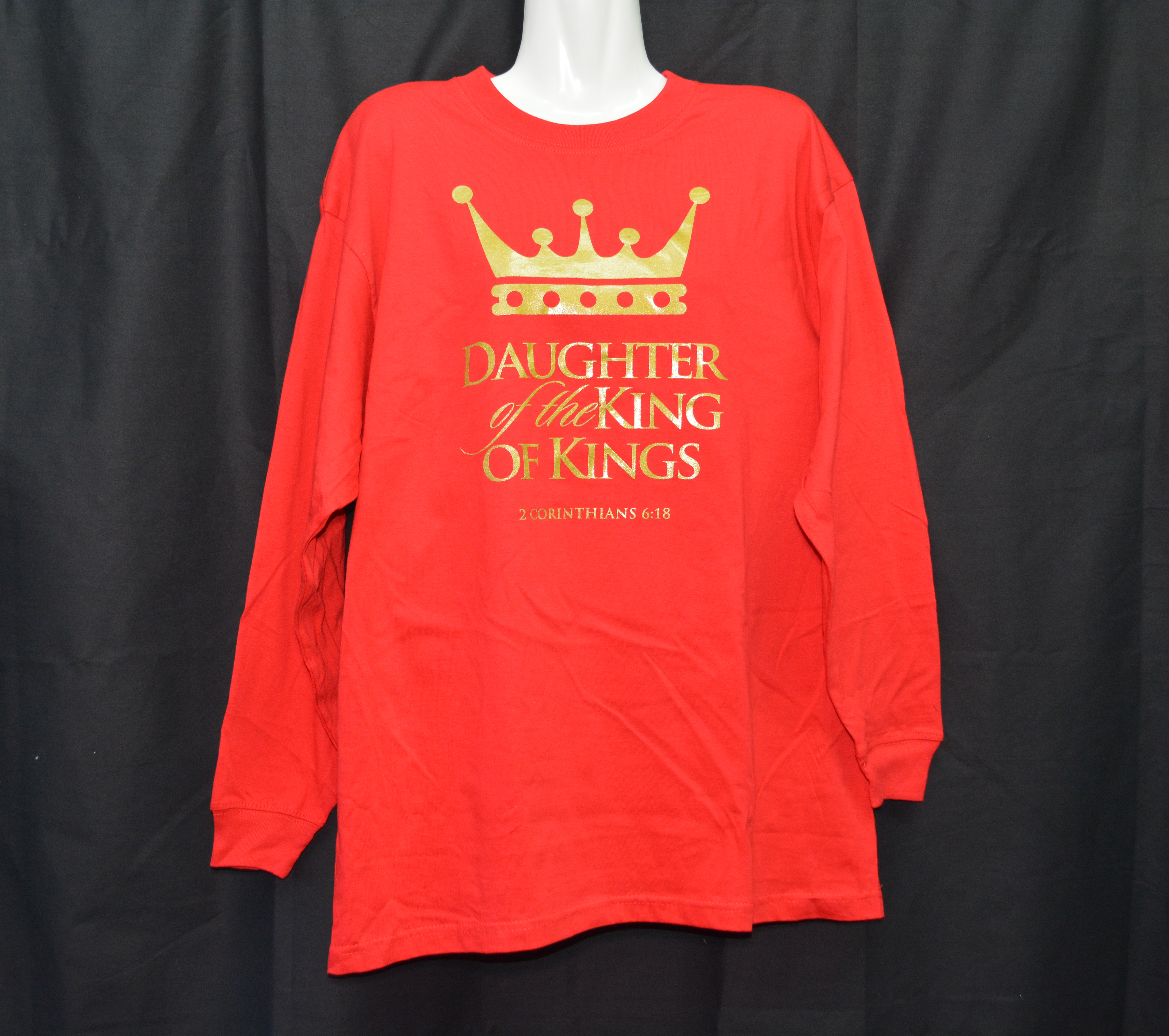 208d384730aef Daughter Of The King Of Kings